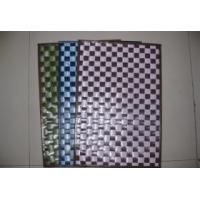 Buy cheap plastic woven placemat product