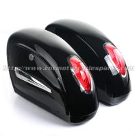 China High Strength Harley Davidson Parts Plastic ABS Side Luggage Box on sale