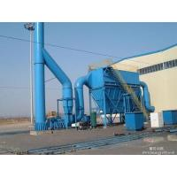 Buy cheap Industrial Filtration Air Filter Dust Collector Systems High Temperature product