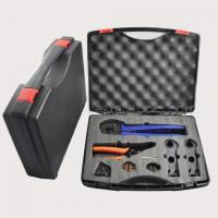 Buy cheap OK Solar PV Tool Kits for 2.5-6.0mm2 MC3/MC4/Tyco connectors crimping tools crimp tool product
