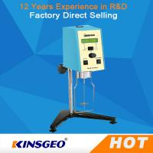 Buy cheap 3-100 RPMセンサーのデジタル保証12か月のの回転粘度計のBrookfieldの粘度計 product