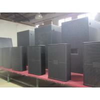 Dual 18 In Professional Subwoofer Speakers For Performance , 1600 W Power