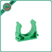 Buy cheap Reliable PPR Plastic Fittings , Decorative Insulated Pipe Clamps Dn20 - Dn 63mm product