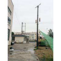 China LED lighting high mast tower-15m pneumatic telescopic masts-400kg payloads wholesale