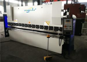 Buy cheap Streamlined Hydraulic Sheet Metal 80 Ton NC Press Brake product