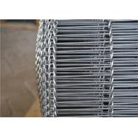Buy cheap Advanced Construction Stainless Steel Wire Conveyor Belt Excellent Oxidation Resistance product