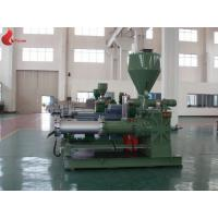 Buy cheap PRE Antistatic Planetary Roller Extruder For PVC Material 600kg / h -1000kg / h product