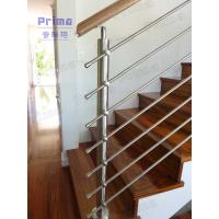 Buy cheap Customized decorative stainless steel rod stairs railing product