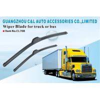 China Natural Rubber GM Truck Parts Windscreen Wipers Bosch Type Long Size wholesale