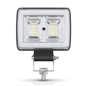 Buy cheap 36W 12V Automotive Square 12pcs LED Driving Lamps product