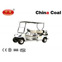 Buy cheap 6 Seater Gas Powered Golf Carts Transport Scooter Golf Cars 40km/h High Speed product