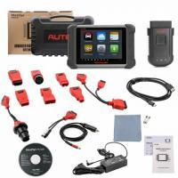 Buy cheap Wireless AUTEL MaxiSys MS906BT Autel Diagnostic Tool Support OE-level Diagnostics and ECU Coding from wholesalers