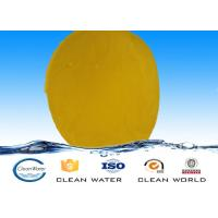 Buy cheap White / Yellow Powder Poly Aluminum Chloride Water Treatment PAC 0.6% Min Insoluble product