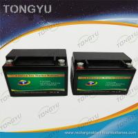 China Rotax 912 500 - 1000CC Aircraft Engine LiFePO4 Starter Battery With Internal BMS wholesale