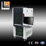 Buy cheap La marca del laser de la fibra trabaja a máquina el laser de 20w Mopa para el alúmina product