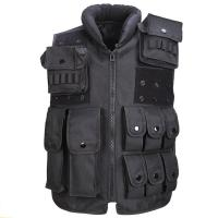 Quality Tactical Vest Men Hunting Vest Outdoor Military Training CS Waistcoat Swat Protective Modular Security Vest for sale