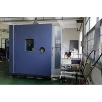 China High accuracy High and Low Altitude Test Chamber for aviation , 800*700*900mm wholesale