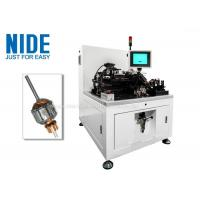 Buy cheap Dynamic Armature Balancing Machine Semi Auto For Motor Rotor Testing product