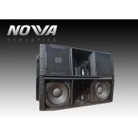 Buy cheap High Power Church Speakers Systems Line Array For Theaters / Auditoriums product