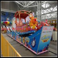 Buy cheap Playground kids carnivel rides rotate flying pirate ship product