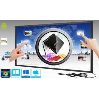 Buy cheap Large Inch Infrared Touch Frame Tb Series Multi Touch Points Touch Overlay product