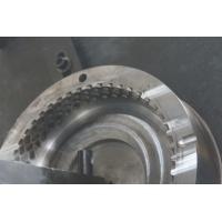Buy cheap Q345 hot rolled Steel Lawn mower Tyre Mould of One-time CNC machining product