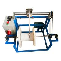 Automatic Reel Steel Wire Winding Machine TC Series With Meter Counter