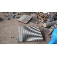 Buy cheap AS2027 Ni-hard Fixed Jaw Plate Castings for Jaw Crushers EB10001 product