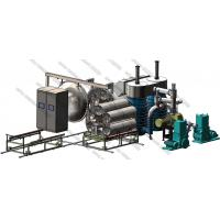 Buy cheap Horizontal Vacuum Metalizing Machine, Plastic Cutlery PVD Sputtering System product