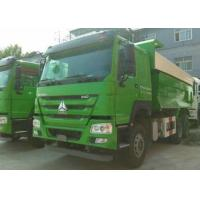 Buy cheap 20T LHD 6*4 SINOTRUK HOWO Heavy duty dump truck with 371/336HP from wholesalers