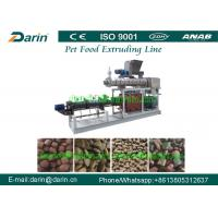Buy cheap Automatic Food Extruder Machine High - Tech 150kg/hour For Dry Pet Food product
