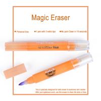 Buy cheap Color Remover Eyebrow Tattoo Accessories Magic Eraser For Skin Marker Pen product