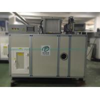 Buy cheap Silica Gel Wheel Industrial Desiccant Air Dryer , Honeycomb Rotor Dehumidifier product