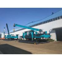 Buy cheap Low Noise Hydraulic Pile Driving Machine , Construction Piling Machine product