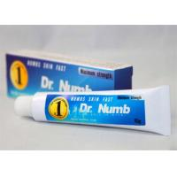 China 10G Dr Numb Tattoo Anesthetic Cream Painless Pain Relief No Pain Numbs Pain Killer Cream wholesale