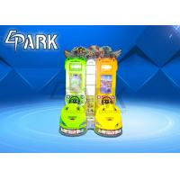 Buy cheap Kids Shopping Center Racing Car Game Machine Two Players Duo Drive Space Reserch product