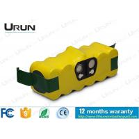 China Nimh Vacuum Cleaner Battery 14.4V For IRobot Roomba 500 600 700 Series on sale