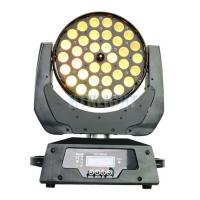 China 36 * 10W RGBW 4 IN1 LED Stage Moving Head Light Strobe 1 - 20 times / sec on sale