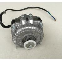 Buy cheap Fan cooled condenser shaded pole motor 16W from China from wholesalers