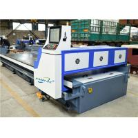 Buy cheap Small Deformation CNC V Grooving Machine High Reliability Good Overall Rigidity product