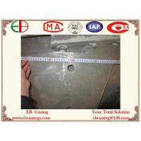 Buy cheap Cr12Mo High Wear Blind Liners for Cement Mill φ4.2 x 13m ≥HRC50 EB5007 product