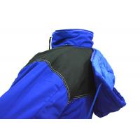Buy cheap Water And Wind Proof Outdoor Work Clothes Two Pieces Jacket With Hood product