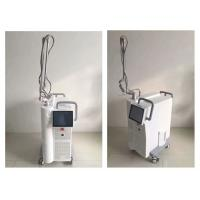 Buy cheap 10600nm CO2 Fractional Laser Machine For Skin Resurfacing Scar Removal product