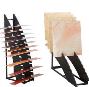 Buy cheap Morden Design Decorative Display Stands , Ceramic Tile Sample Display Rack product
