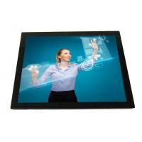 China true flat touch panel PC capacitive touchscreen industrial 17 all in one PC on sale