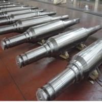 China 1.2064(DIN 85CrMo7)Forged Forging Steel Cold straightening rolls,back-up rolls Rollers on sale