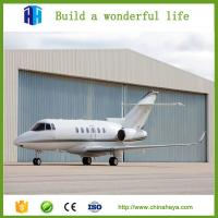 Quality Steel barn prefabricated warehouse price aircraft hangar for sale for sale