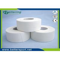 Buy cheap 2.5cm White colour Latex free zinc oxide athletic Rigid Rayon Tape Porous Sports strapping Taping product