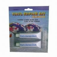 Buy cheap Vinyl Repair Kit, Used Under Water After Being Repaired for 30 Minutes product