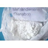 Buy cheap Natural Androgenic Anabolic Steroid Oral Powder Dianabol CAS 72-63-9 Metandienone product